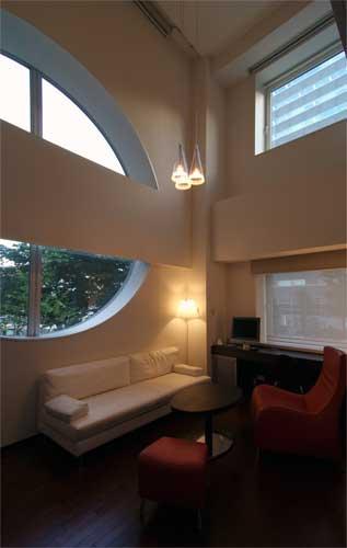 ライブラリーホテル東二番丁/客室