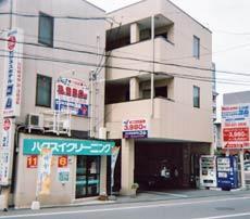 ビジネスホテル・コム/外観
