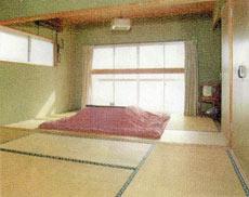 笹子島/客室