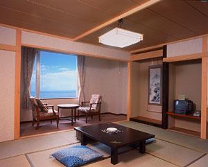 ウトロ温泉 ホテル知床(HTC提供)/客室
