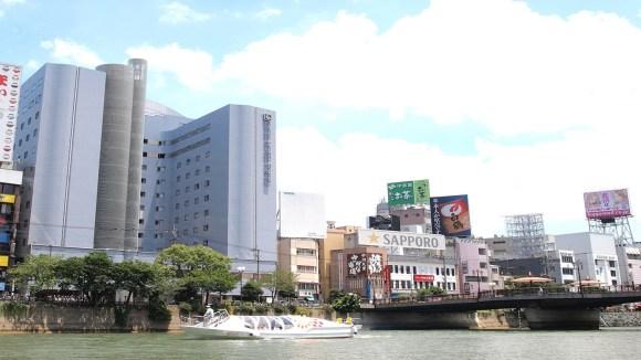 博多エクセルホテル東急/外観
