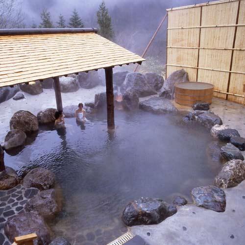 奥飛騨 平湯温泉 岡田旅館/客室