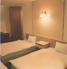 セントラルホテル<三重県桑名市>/客室