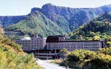 層雲峡温泉 層雲峡観光ホテル(HTC提供)/外観