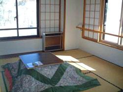 志賀高原の家 グリーン/客室