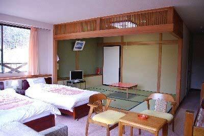 ホテル はつかり荘/客室