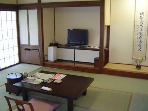 田中屋旅館<山梨県>/客室