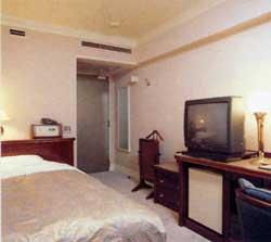 クレストンホテル<福島県>(BBHホテルグループ)/客室