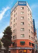 ビジネスホテルG&P/外観