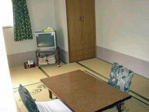 橋口旅館 <五島・若松島>/客室