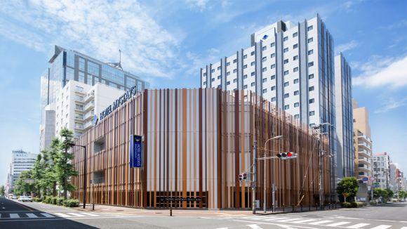 ホテルマイステイズ新大阪コンファレンスセンター/外観