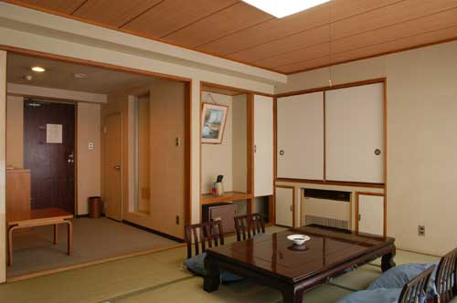 高知プリンスホテル/客室