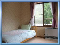 湯西川温泉 源泉掛け流し森の宿 ハミングバード/客室