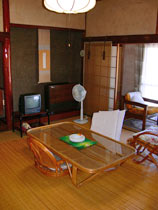 旅館 山翠荘/客室