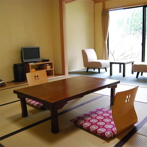 平山温泉 旅館 かどや<熊本県>/客室