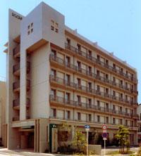シンプルハートホテル大阪/外観