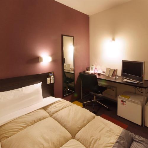 スーパーホテル新横浜/客室