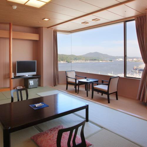 気仙沼プラザホテル/客室
