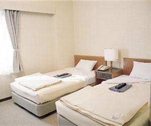 ビジネスホテル盛松館/客室