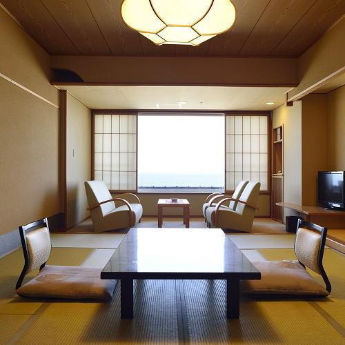 湯野浜温泉 亀や/客室