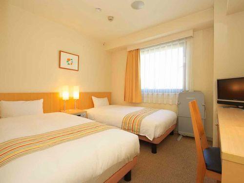 チサンホテル広島/客室