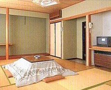 中央ロッヂ/客室