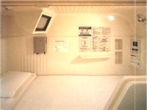 カプセルホテル朝日プラザ心斎橋/客室