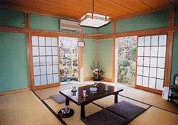 蔵屋敷/客室