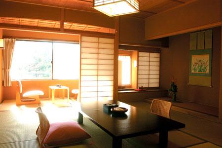 東根温泉 たびやかた嵐湯/客室