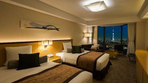 浅草ビューホテル/客室