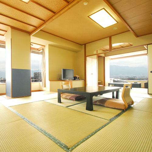 石和温泉 ホテル八田/客室