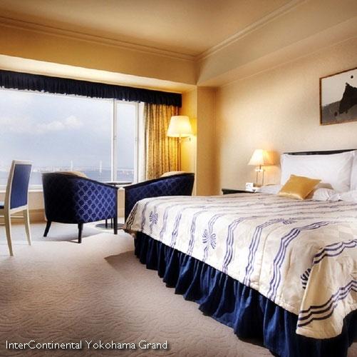 ヨコハマ グランド インターコンチネンタル ホテル/客室