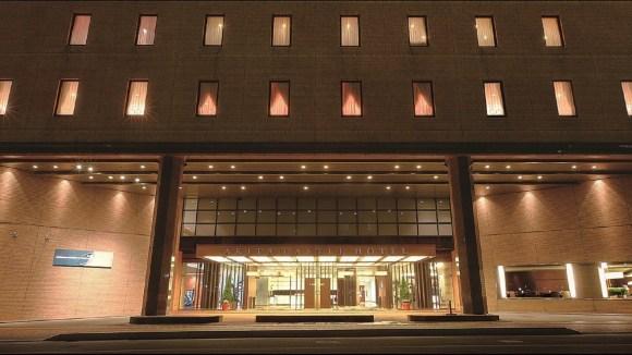秋田キャッスルホテル/外観