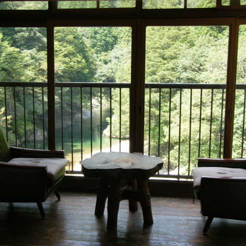 三段峡温泉 三段峡ホテル/客室