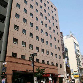 名古屋サミットホテル/外観
