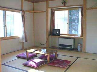 ペンション リンデンハット/客室
