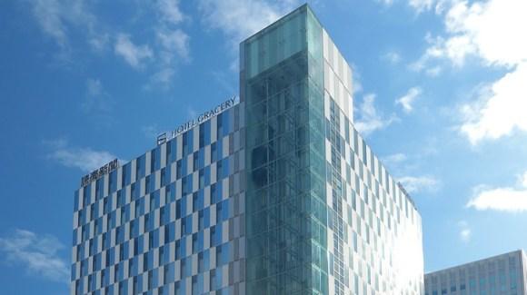 ホテルグレイスリー札幌/外観