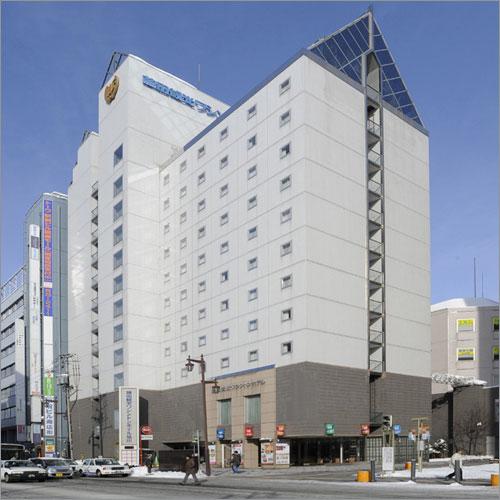 藤田観光ワシントンホテル旭川/外観