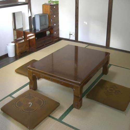 湯布院カントリーロードユースホステル/客室