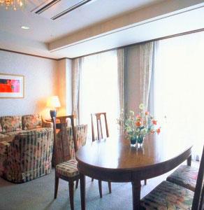 ホテル阪奈/客室