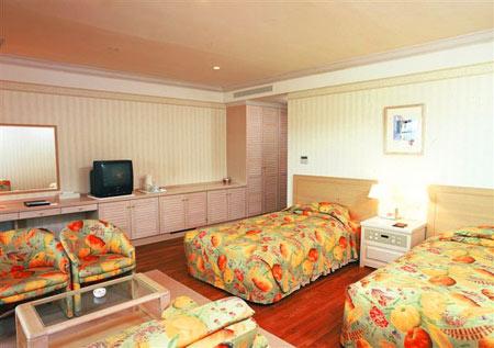 ホテル ブルーベリーヒル勝浦/客室