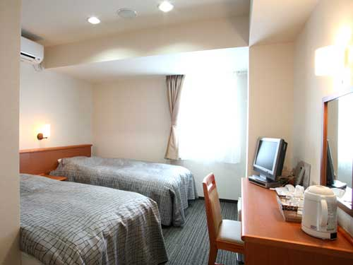 十和田シティホテル (旧 旅館しもやま)/客室