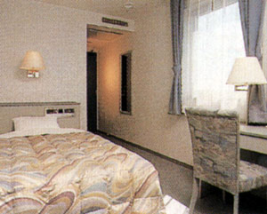 シーグランデ清水ステーションホテル/客室