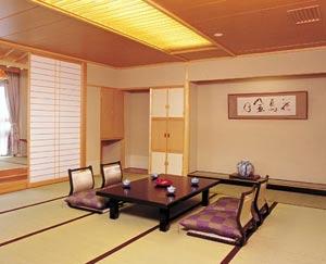 石和温泉郷 ホテル石風/客室
