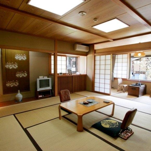 野沢温泉 村のホテル 住吉屋/客室