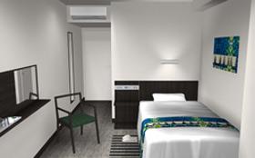 JR九州ホテル小倉/客室