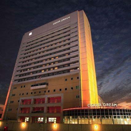 大阪ジョイテルホテル(旧:ベストウェスタン・ジョイテル大阪)/外観