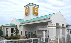 ファミリーロッジ旅籠屋・静岡牧之原店/外観