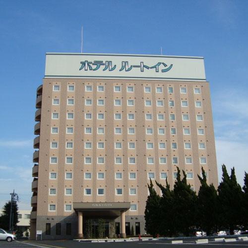 ホテルルートイン太田/外観