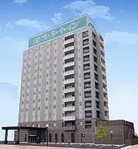 若松天然温泉 ホテルルートイン北九州若松駅東/外観